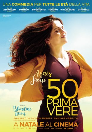 Locandina 50 primavere