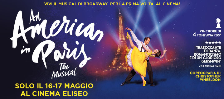 An American in Paris | The Musical