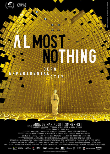 Almost Nothing | CERN Experimental City