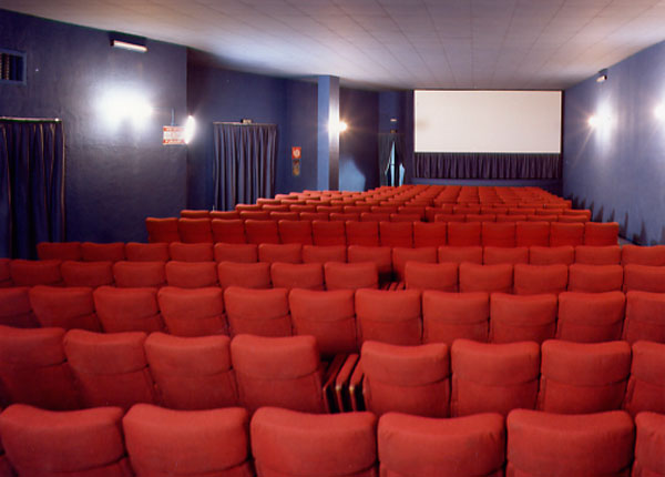 Cinema Eliseo - Sala Rosso