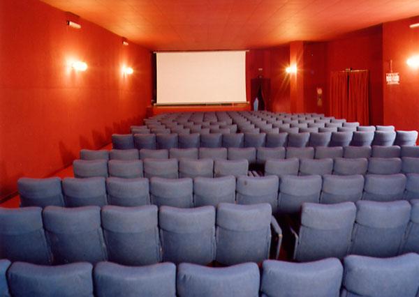 Cinema Eliseo - Sala Blu