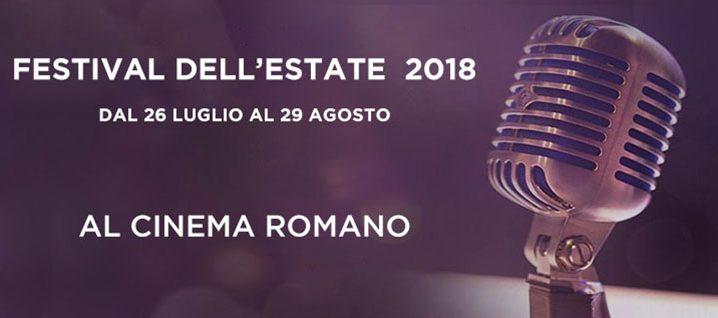 Rassegna – Festival dell'estate 2018