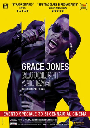 Locandina Grace Jones: Bloodlight And Bamia