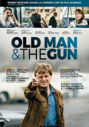 Locandina Old man and the gun