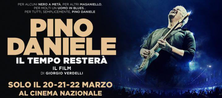 Pino Daniele – Il tempo resterà