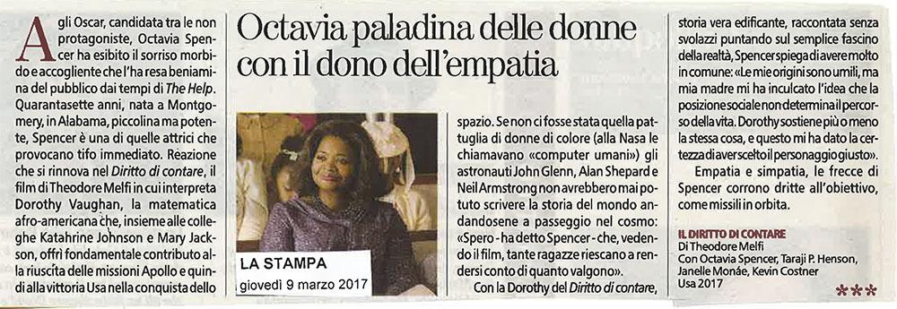 Il Diritto Di Contare Circuito Cinema Torino