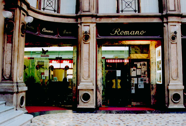 Cinema Romano Ingresso