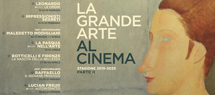 La grande arte – Stagione 2019-2020