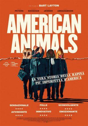 Locandina American Animals