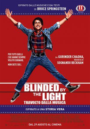 Locandina Blinded by the Light – Travolto dalla musica