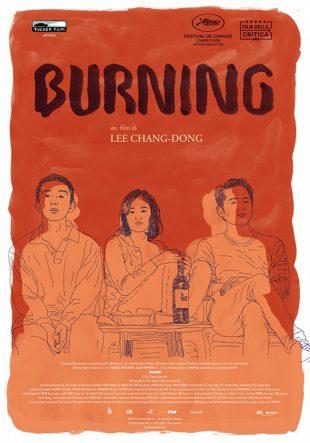 Locandina Burning – L'Amore Brucia