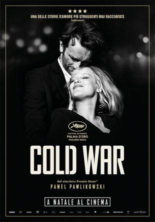 Locandina Cold War