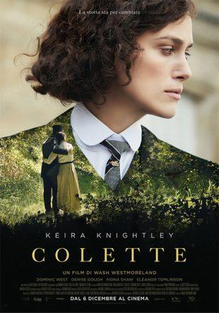 Locandina Colette