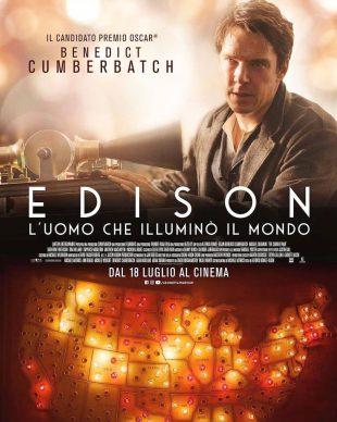 Locandina Edison – L'uomo che Illuminò il Mondo
