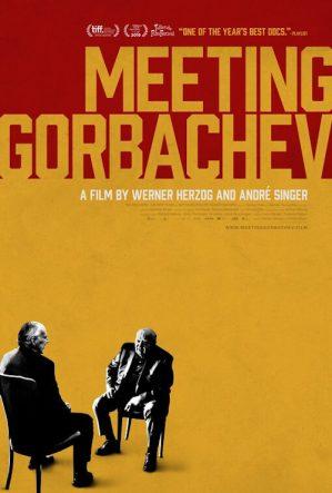 Locandina Herzog incontra Gorbaciov
