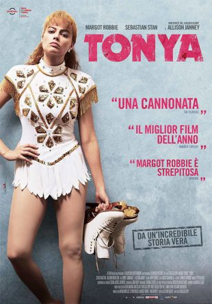 Locandina Tonya