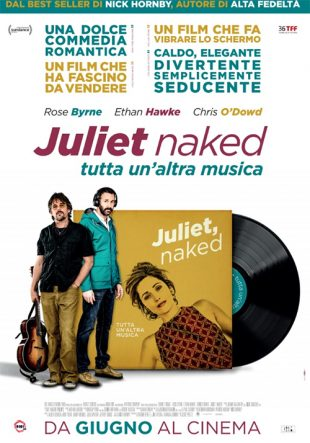 Locandina Juliet, Naked – Tutta un'altra musica