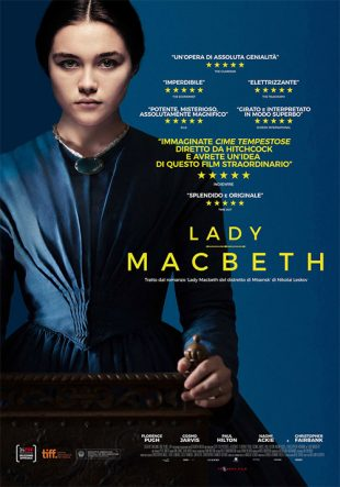 Locandina Lady Macbeth