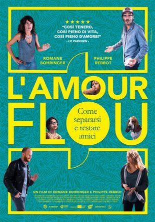 Locandina L'amour flou – Come separarsi e restare amici