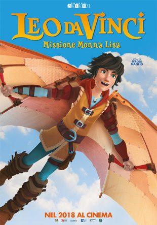 Locandina Leo da Vinci – Missione Monna Lisa