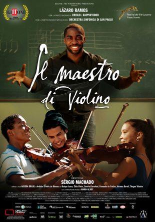 Locandina Il maestro di violino