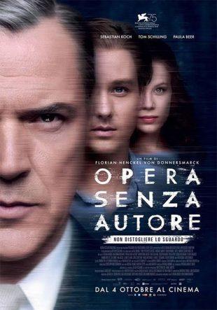 Locandina Opera senza autore