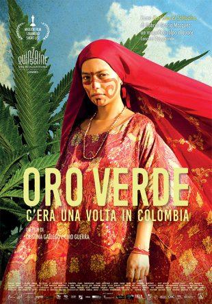 Locandina Oro Verde – C'era una volta in Colombia