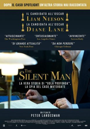 Locandina The silent man