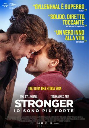 Locandina Stronger – Io sono più forte