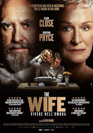 Locandina The Wife – Vivere nell'ombra