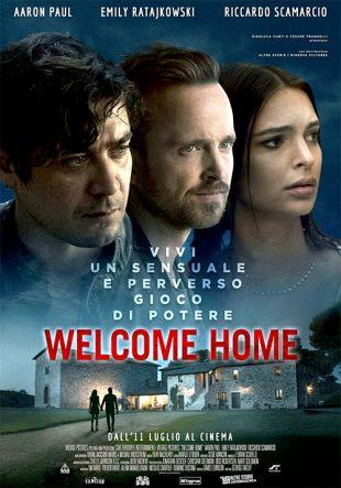 Locandina Welcome Home